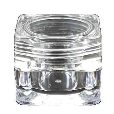 צנצנת פלסטיק חמש מיל