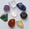 אבנים קריסטלים-צ'אקרות