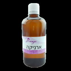 שמן ארניקה Arnica oil