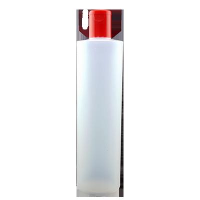 בקבוק גלילי מפלסטיק לעיסוי 500 מיל