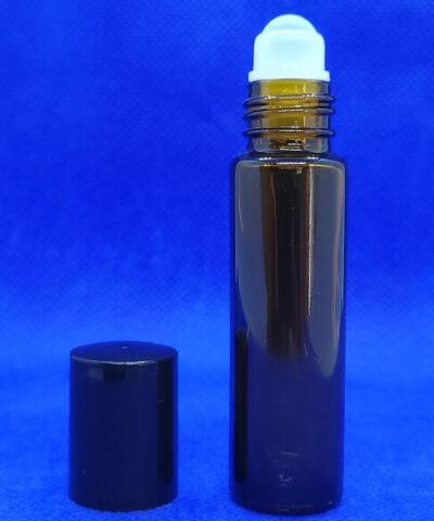 בקבוק זכוכית רול און 10 מל